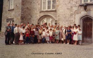 Dunsany Castle 1983