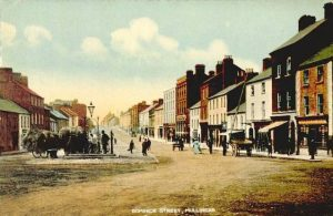 Mullingar Postcard 1900s