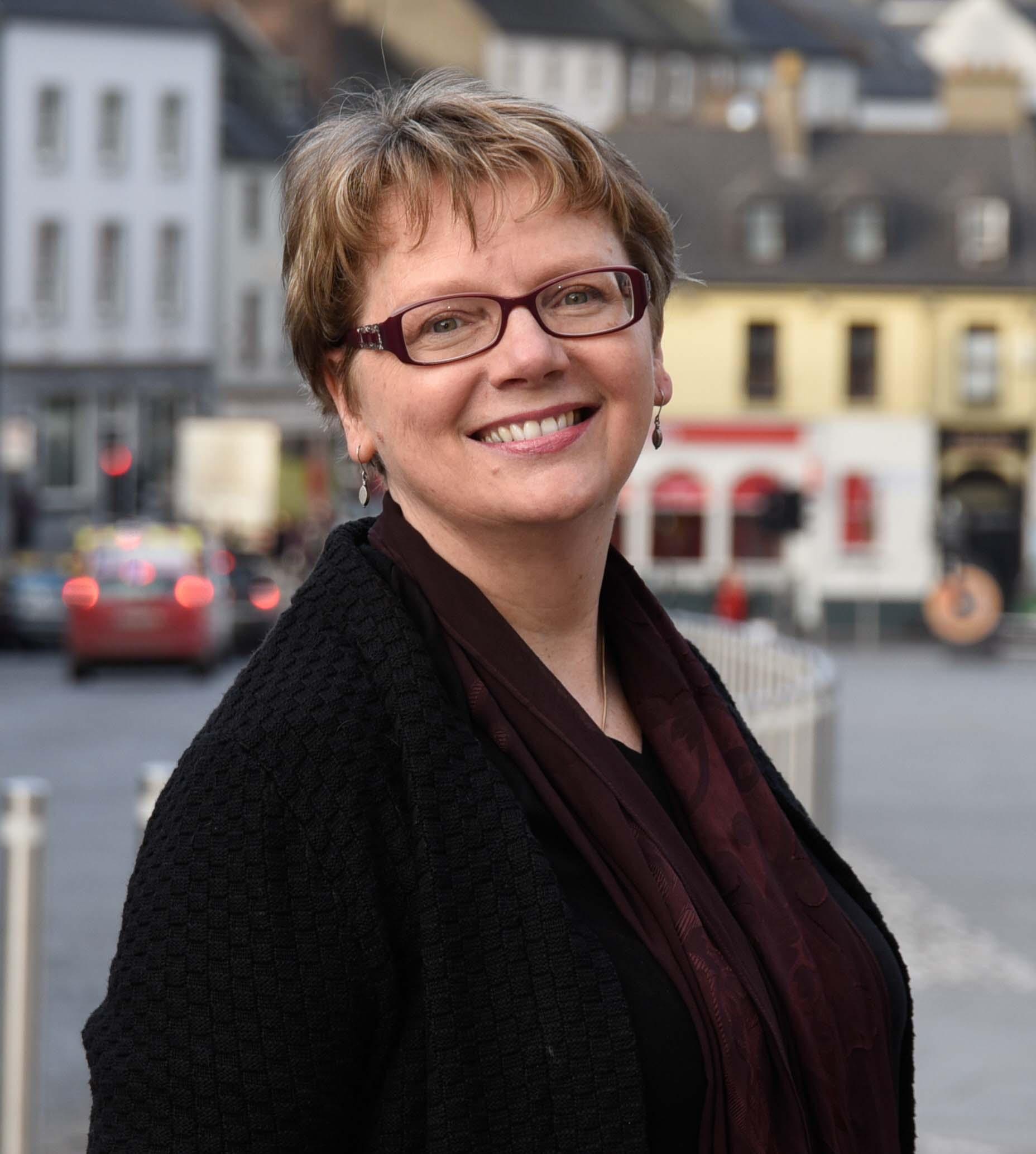 Ann Murtagh Author