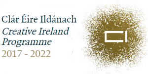 Supported by Creative Ireland & Westmeath County Council